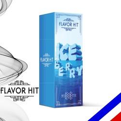 E-liquide Flavor Hit Gourmand 50/50 Ice Berry - Mûre/Menthe - 10 ml