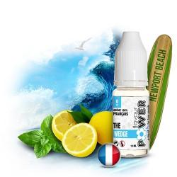 E-liquide Flavour Power 50/50 The Wedge - Citron/Menthe 10 ml