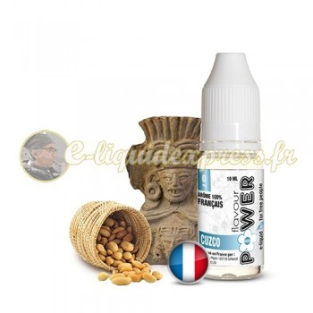 E-liquide Flavour Power 50/50 Cuzco 10 ml