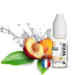E-liquide Flavour Power 50/50 Coba - Pêche/Chlorophylle/Abricot 10 ml