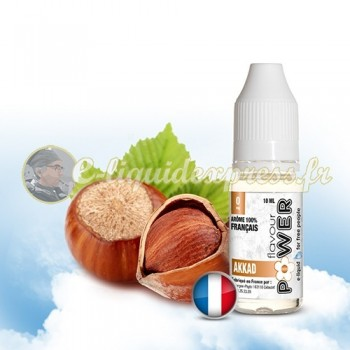E-liquide Flavour Power 50/50 Akkad 10 ml