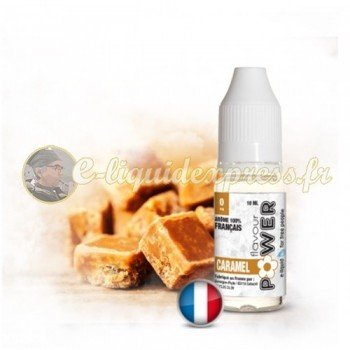 E-liquide Flavour Power 50/50 Caramel 10 ml