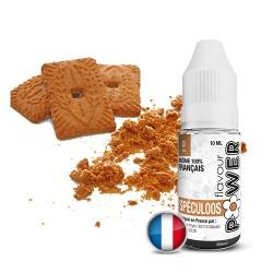 E-liquide Flavour Power Spéculoos 50/50 10 ml