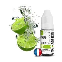 E-liquide Flavour Power Citron Vert 50/50 10 ml