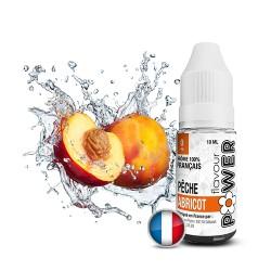 E-liquide Flavour Power Pêche Abricot 50/50 10 ml