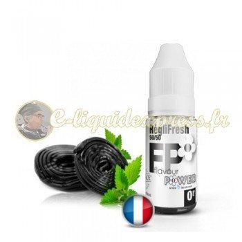 E-liquide Flavour Power RégliFresh Réglise-Menthe 50/50 10 ml
