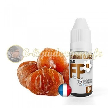 E-liquide Flavour Power Marron Glacé 50/50 10 ml