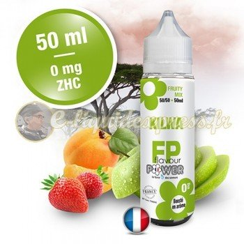 E-liquide Flavour Power 50/50 Kilwa à booster en 50ml