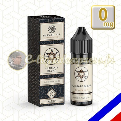 E-liquide Flavor Hit Classique 50/50 Ultimate Blend 10 ml en 0 mg