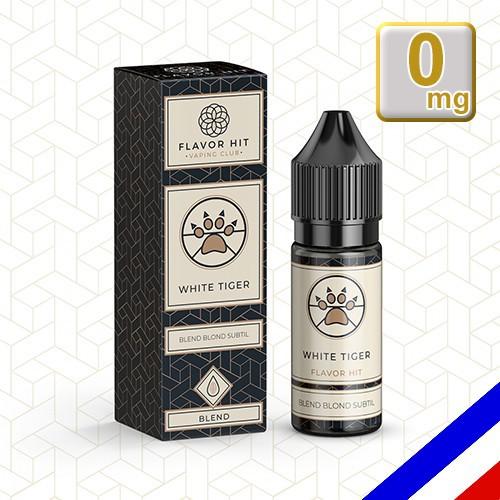 E-liquide Flavor Hit Classique 50/50 White Tiger 10 ml en 0 mg