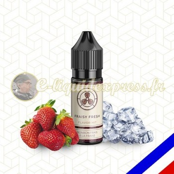 E-liquide Flavor Hit Gourmand 50/50 Fraisy Fresh - Fraise/Menthe - 10 ml