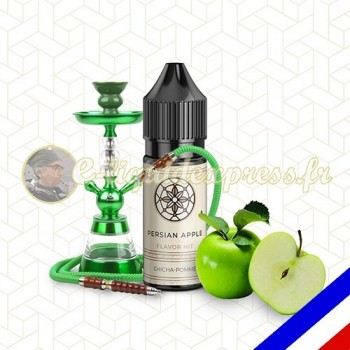E-liquide Flavor Hit Fruité 50/50 Persian Apple - Pomme/Chicha - 10 ml
