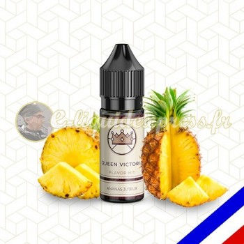 E-liquide Flavor Hit Fruité 50/50 Queen Victoria - Ananas - 10 ml