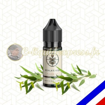 E-liquide Flavor Hit Gourmand 50/50 Koala's Kiss - Eucalyptus - 10 ml