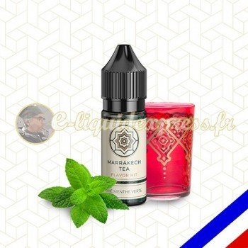 E-liquide Flavor Hit Gourmand 50/50 Marrakech Tea - Thé vert/Menthe - 10 ml