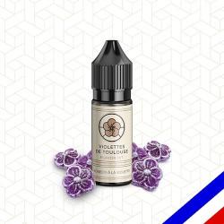 E-liquide Flavor Hit Gourmand 50/50 Violette de Toulouse - Bonbon violette - 10 ml