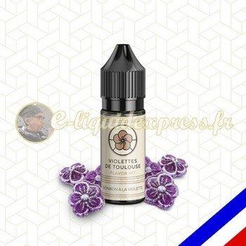 E-liquide Flavor Hit Gourmand 50/50 Violettes de Toulouse - Bonbon violette - 10 ml