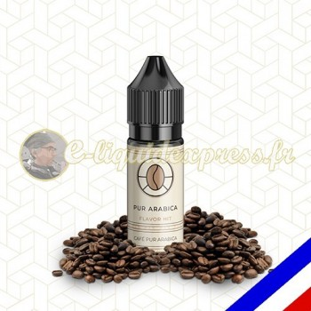 E-liquide Flavor Hit Gourmand 50/50 Pur Arabica - Café - 10 ml