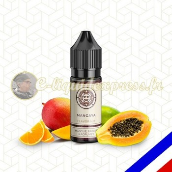 E-liquide Flavor Hit Fruité 50/50 Mangaya - mangue papaye - 10 ml