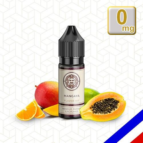E-liquide Flavor Hit Fruité 50/50 Mangaya - mangue papaye - 10 ml en 0 mg