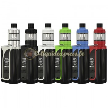 Kit iKuu i200 Melo 4 - Eleaf - fumeur occasionnel à grand fumeur