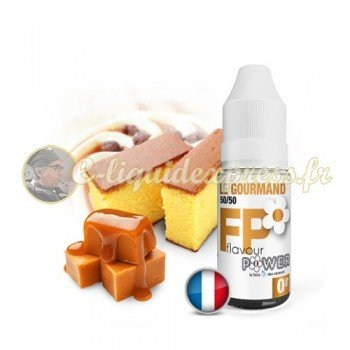 E-liquide Flavour Power Le Gourmand 50/50 10 ml