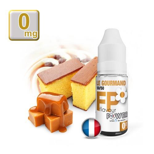 E-liquide Flavour Power Le Gourmand 50/50 10 ml en 0 mg
