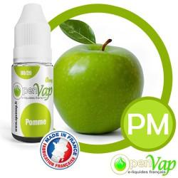 E-liquide Openvap saveur Pomme PM 10 ml