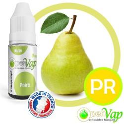 E-liquide Openvap saveur Poire PR 10 ml