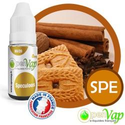 E-liquide Openvap saveur Speculoos SPE 10 ml