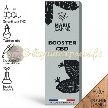 Booster en CBD sur base 100% PG - 10 ml