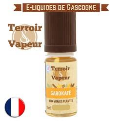 E-liquide Garokafé - Terroir et Vapeur - 10 ml