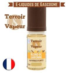 E-liquide Blond de Garonne Classique - Terroir et Vapeur - 10 ml