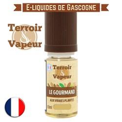 E-liquide Le Gourmand Classique - Terroir et Vapeur - 10 ml