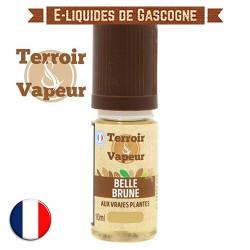 E-liquide Belle Brune Classique - Terroir et Vapeur - 10 ml