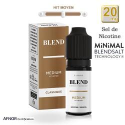 E-liquide BLEND de Fuu Classique Médium - hit moyen - 20mg/ml - 10 ml