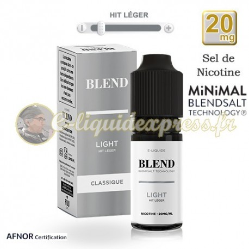 E-liquide BLEND de Fuu Classique Light - hit léger - 20mg/ml - 10 ml