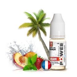 E-liquide Flavour Power 50/50 Miami 10 ml