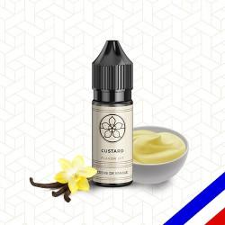E-liquide Flavor Hit 50/50 Custard - Crème à la vanille - 10 ml