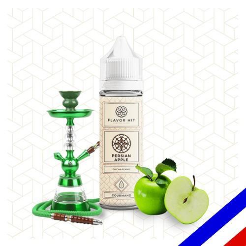 E-liquide Flavor Hit Fruité 50/50 Persian Apple à booster - Pomme/Chicha - 50 ml