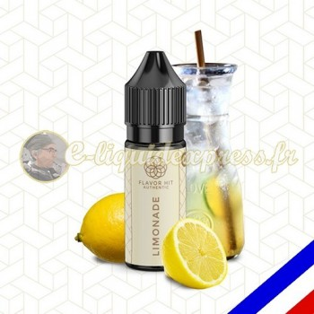 E-liquide Flavor Hit Authentic Gourmand 70/30 Limonade -10 ml