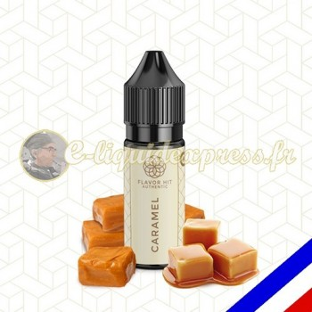 E-liquide Flavor Hit Authentic Gourmand 70/30 Caramel -10 ml