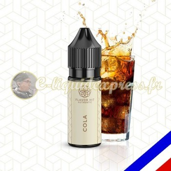E-liquide Flavor Hit Authentic Gourmand 70/30 Cola -10 ml