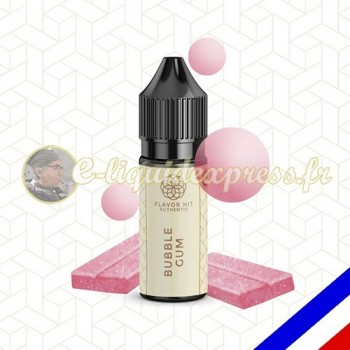 E-liquide Flavor Hit Authentic Gourmand 70/30 Bubble Gum -10 ml