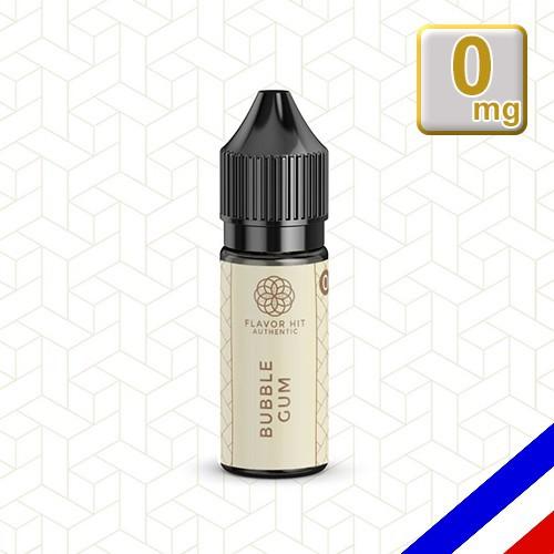 E-liquide Flavor Hit Authentic Gourmand 70/30 Bubble Gum -10 ml en 0 mg