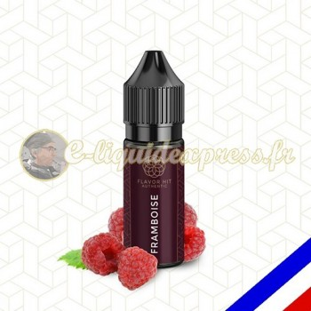 E-liquide Flavor Hit Authentic Fruité 70/30 Framboise -10 ml