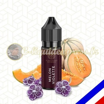 E-liquide Flavor Hit Authentic Fruité 70/30 Melon Violette -10 ml
