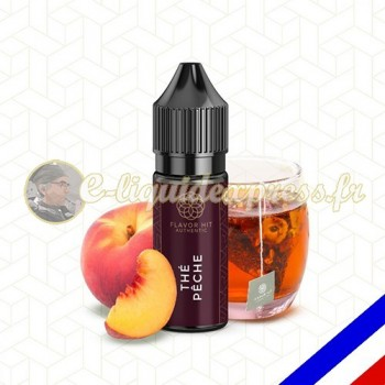 E-liquide Flavor Hit Authentic Fruité 70/30 Thé Pêche -10 ml