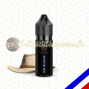 E-liquide Flavor Hit Authentic Blend 70/30 KM Blend -10 ml