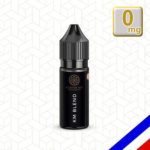 E-liquide Flavor Hit Authentic Blend 70/30 KM Blend -10 ml en 0 mg